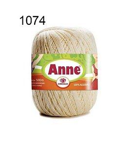 Linha Anne 500m Cor 1074 Creme - Círculo