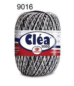 Linha Cléa 1000 151g Cor 9016 Zebra - Círculo