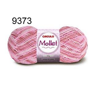 Lã Mollet 100gr 200m Cor 9373 Doceira - Círculo