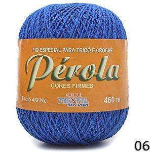 Linha Pérola Cor 06 Azul Royal 460 Metros
