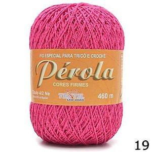 Linha Pérola Cor 19 Pink 460 Metros