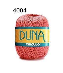 Linha Duna 100g Cor 4004 Coral Vivo - Círculo