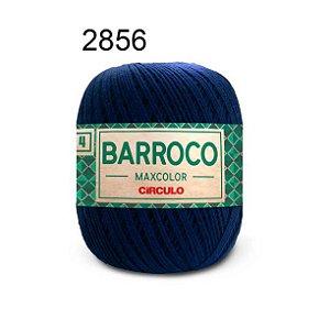 Barbante Barroco Maxcolor 4 Cor 2856 Anil Profundo (590 Tex) 200gr - Círculo