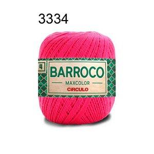 Barbante Barroco 4 Cor 3334 Tulipa (590 Tex) 200gr - Círculo