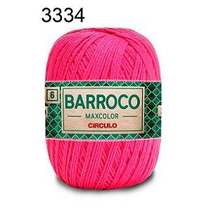 Barbante Barroco Maxcolor 6 Cor 3334 Tulipa  (885 Tex) 200gr - Círculo