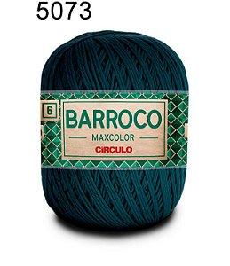 Barbante Barroco 6 Cor 5073 Petróleo (885 Tex) 200gr - Círculo