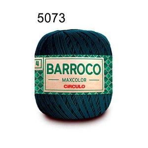 Barbante Barroco 4 Cor 5073 Petróleo (590 Tex) 200gr - Círculo
