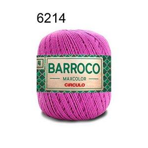 Barbante Barroco 4 Cor 6214 Violeta (590 Tex) 200gr - Círculo