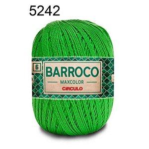 Barbante Barroco Maxcolor 6 Cor 5242 Trevo (885 Tex) 200gr - Círculo