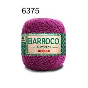 Barbante Barroco 4 Cor 6375 Uva (590 Tex) 200gr - Círculo