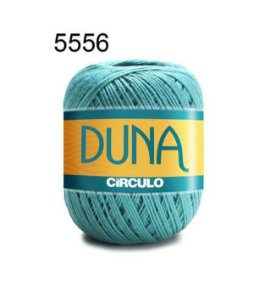 Linha Duna 100g Cor 5556 Tiffany - Círculo