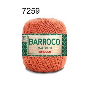 Barbante Barroco 4 Cor 7259 Bronze (590 Tex) 200gr - Círculo