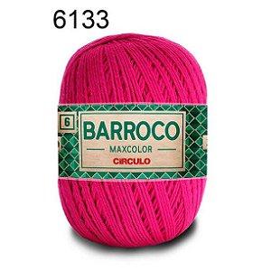 Barbante Barroco 6 Cor 6133 Pink  (885 Tex) 200gr - Círculo