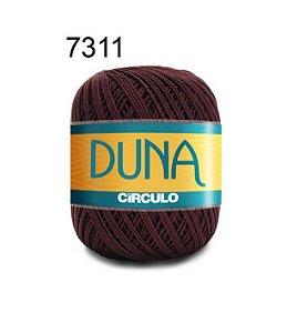 Linha Duna 100g Cor 7311 Tabaco - Círculo