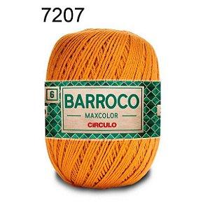 Barbante Barroco Maxcolor 6 Cor 7207 Âmbar  (885 Tex) 200gr - Círculo