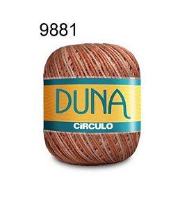Linha Duna 100g Cor 9881 Cobre - Círculo