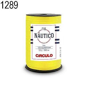 Fio Náutico 500gr Cor 1289 Canário - Círculo