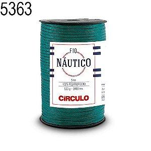 Fio Náutico 500gr Cor 5363 Esmeralda - Círculo