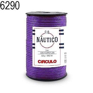 Fio Náutico 500gr Cor 6290 Púrpura - Círculo