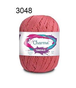 Linha Charme Cor 3048 Flamingo 396 Metros