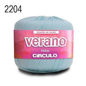 Linha Verano Cor 2204 Verde Candy 165 Metros