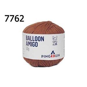Linha Ballon Amigo Cor 7762 Raiz 50 Gramas 150 Metros