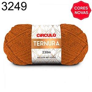Lã Ternura Cor 3249 Licor 100 Gramas 230 Metros