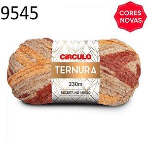 Lã Ternura Cor 9545 Bacon 100 Gramas 230 Metros