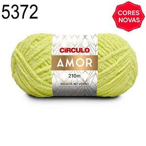 Lã Amor Cor 5372 Vaga Lume 100 Gramas 210 Metros