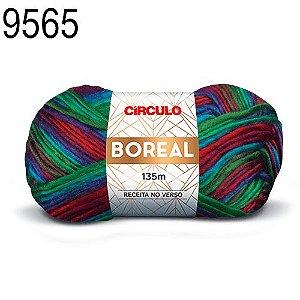 Lã Boreal Cor 9565 Bonina 100 Gramas 135 Metros