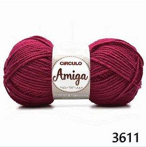 Lã Amiga Cor 3611  100 Gramas