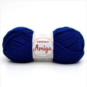 Lã Amiga Cor 2770  100 Gramas