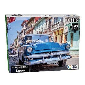 Quebra Cabeça Cuba 1.000 Peças 10759 Pais & Filhos