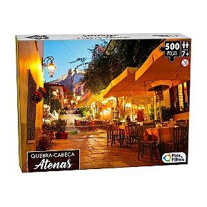 Quebra Cabeça Atenas 500 Peças 10762 Pais & Filhos