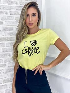 T-SHIRT I COFFEE