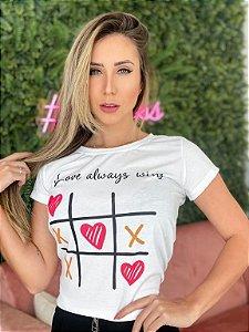 T-SHIRT LOVE ALWAYS