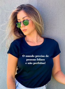 T-SHIRT O MUNDO