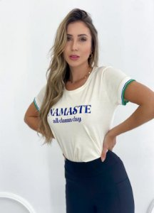 T-SHIRT NAMASTE