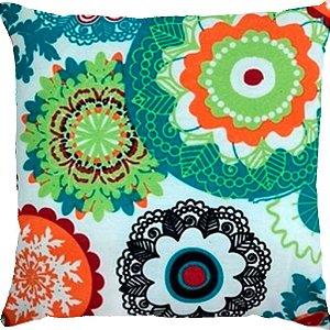 Capa Belize Mandalas Coloridas
