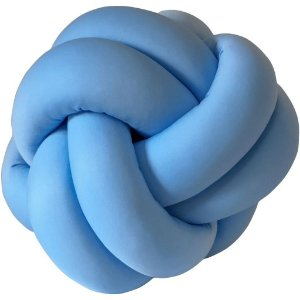Almofada Nó Azul Bebe
