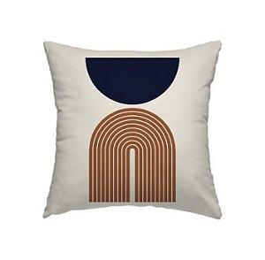 Capa de Almofada Coleção Zara Meia Lua