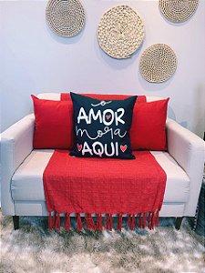 Kit 3 Capas Amor Mora Aqui