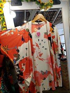 Kimono cidades