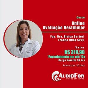 Avaliação Vestibular