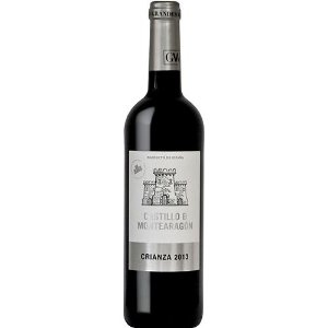 CASTILLO D MONTEARAGON CRIANZA 750ML