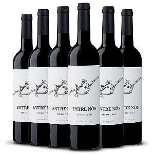 Leve 6 Pague 5 - Kit c/ 6 garrafas Casa Santos Lima Entre Nós 750ml