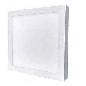Plafon De Led Sobrepor 36w 6500k Quadrado