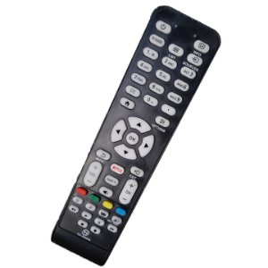 Controle Remoto Universal Tv Aoc Netflix Smart LE43S5977 / LE32S5970 / LE39S5970 / LE43S5970 / LE49S5970 LE50S5970