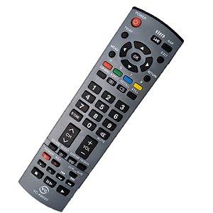 Controle Remoto Universal Para Tv Panasonic Lcd Led Diversos Moselos