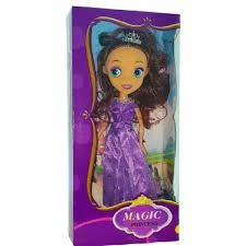 BONECA MAGIC PRINCESS SORT KY-B321